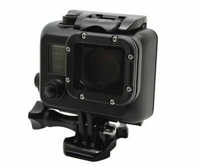 Black Waterproof Underwater Diving Hard Housing Case For GoPro HD Hero 3 UK