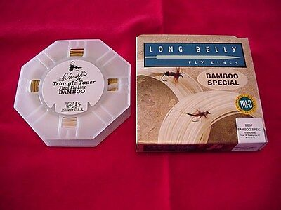 Royal Wulff Bamboo Special Fly Line WFL-6-F