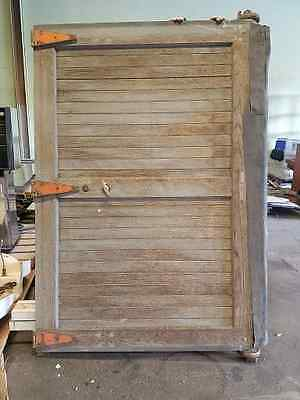Old Vintage Barn Door