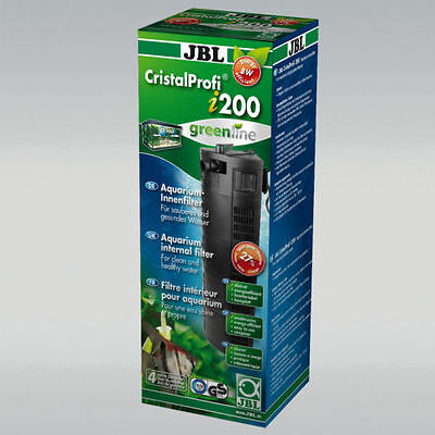 JBL CRISTALPROFI i200 GERMAN AQUARIUM FILTER AQUARIUMS UPTO  200L