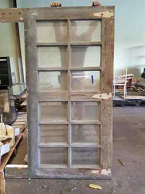 Pieces Out of Old Vintage Barn Doors