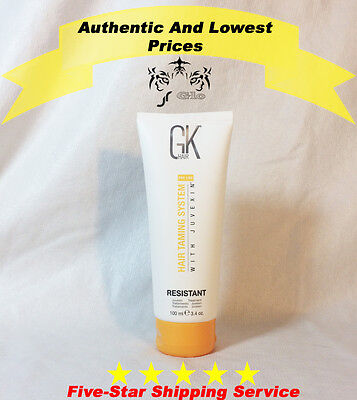 1 GK Hair Resistant 3.4 oz / 100 ml New by Global Keratin