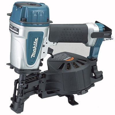 "Makita ""A Grade"" AN453 1-3/4 "" 15° Roofing Coil Nailer W/ ONE YEAR WARRANTY!!"