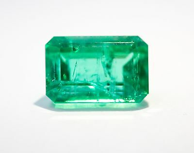 Natural Colombian Emerald 2.12 carats