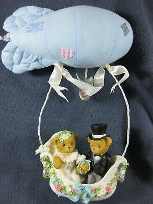 Cherished Teddies Wedding Our Journey Has Just Begun 864374 Hilllman 2001
