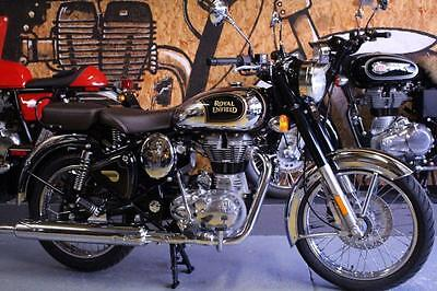 New Royal Enfield Classic Chrome 500 Efi Exclusive Cooperb 1 2 3 Offer!!