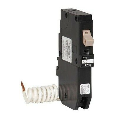cutler hammer ch series ch120gf 20 amp gfi gfci ground fault breaker