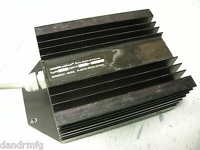 Intertec Antifrost D-8070 Ingolstadt Explosion Proof Heater / Heating Block