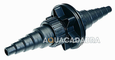 Oase Tradux Wall Transition For Below Surface Pond Cables & Hoses Garden Fish