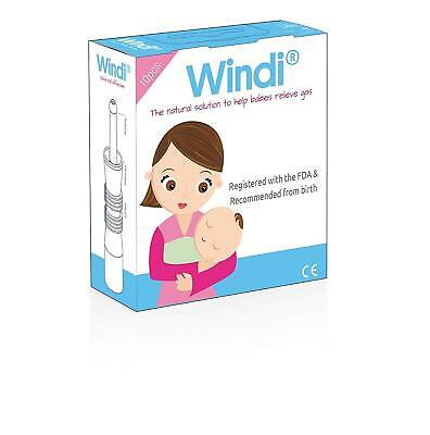 Windi Baby Gas and Colic Reliever Catheter (x10)