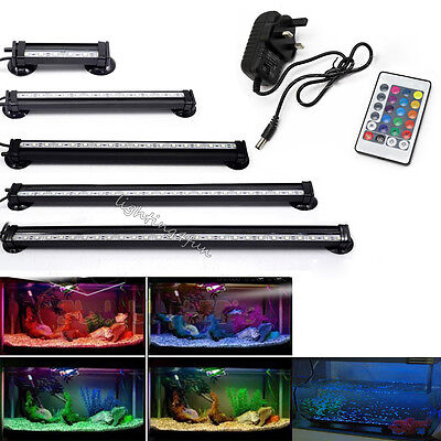 Underwater Submersible Aquarium Fish Tank Lights for Air Bubble Curtain Backdrop