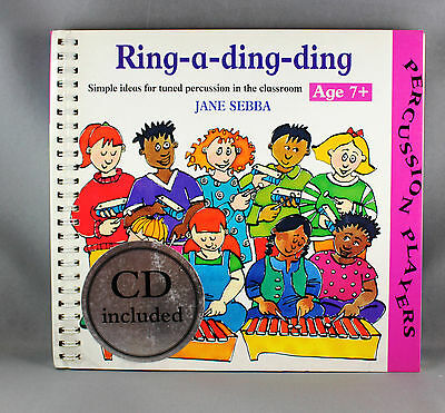 Ring-a-Ding-Ding - Simple Ideas For Percussion In The Classroom - Brand New