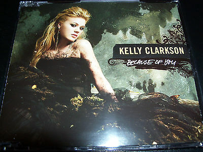 Kelly Clarkson - Because of You (CD SINGLE) Includes Video ...