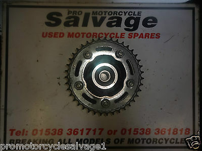 Honda Nc 750 Nc 750 S 2014 2015:sprocket & Carrier - Rear:used Motorcycle Parts