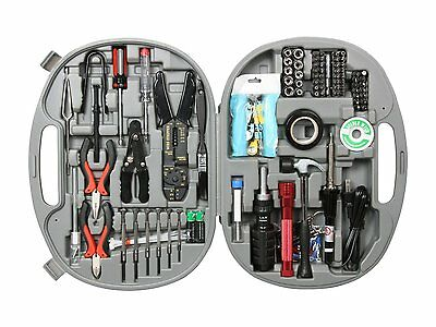 Rosewill Network and PC Service Tool Kit - RTK-146, 33-Piece Security Bit Group