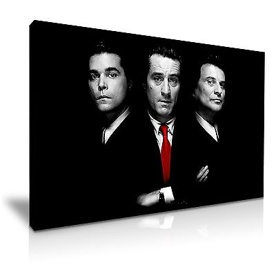 Goodfellas Canvas Wall Art Picture Print 76x50cm