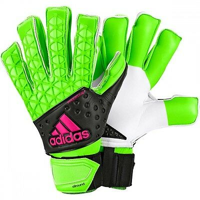 adidas ACE Zones Fingersave Allround Goal Keeper Glove AH7807 $140.00 Retail
