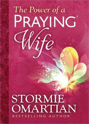 The Power Of A Praying Wife - New Hardcover Book