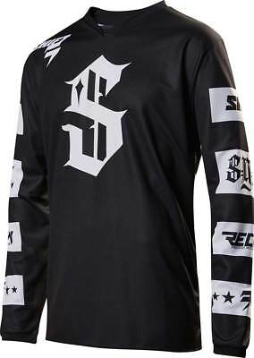 Shift Recon Checkers Jersey - MX Motocross Off Road ATV Dirt Bike Riding Gear
