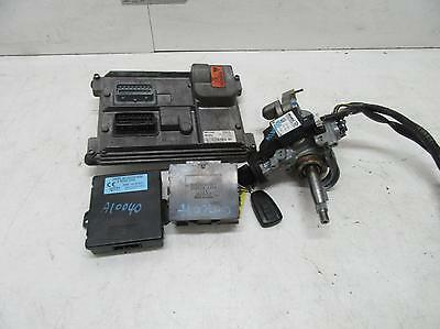 Holden Rodeo Ignition W/key ,security Set,3.0,man,2Wd,4Jj1,diesel (Common Rail)