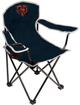 Chicago Bears  Youth Chair - Folding Tailgate - Camping