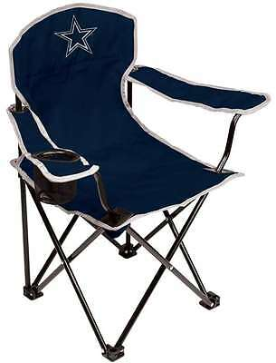 Dallas Cowboys  Youth Chair - Folding Tailgate - Camping