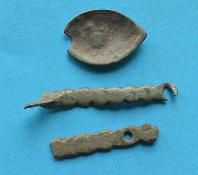 Medieval period parts from spoon hanging pendnat