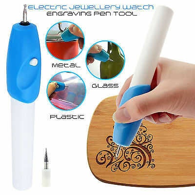 New Handheld Engraving Etching Hobby Craft Pen Rotary Tool for Glass Metal Wood
