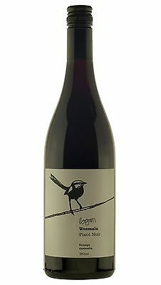 12 X Logan Weemala Orange Pinot Noir 2016