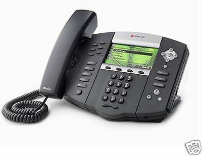 Polycom SoundPoint IP 650 The premium color IP desk phone for busy professionals