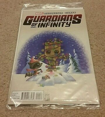 Marvel Collector Corps Guardians of Infinity 1 Variant Edition NEW
