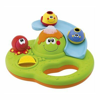 Chicco Bubble Island, Kids Baby Fun Bath Time Toy