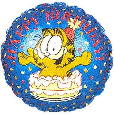 Garfield Balloon