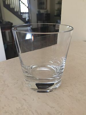 Baccarat Crystal Tumbler Glass 8 oz Made In France! More Available