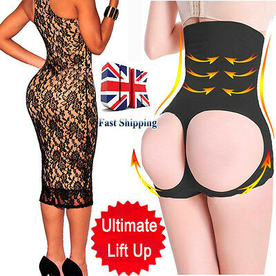 Seamless Booty Lifter Body Shaper With Tummy Control Firm Butt Enhancer Panty