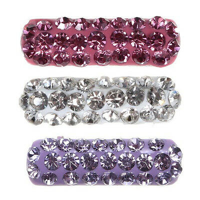 5X(Home Button Sticker - Bling Rhinestone for Samsung Galaxy S3 S4 S5 Note 2 HY