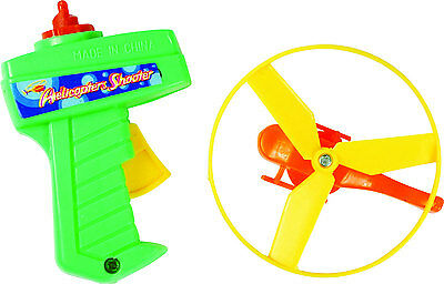 23 Mini Helicopter Launchers - Pocket Money Toys