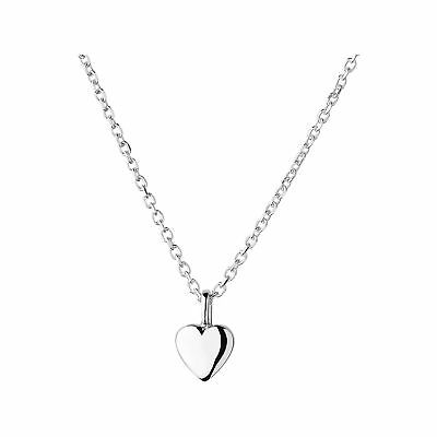 Links Of London Womens Heart Sterling Silver Necklace