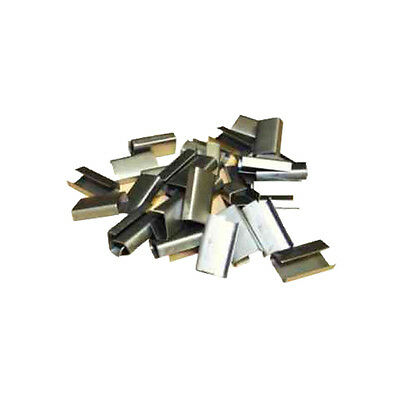 Open Metal 12Mm Banding Seals // Pack Of 1000 // 8312025 Ma83120