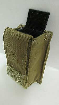 Eagle Industries Single 9Mm Magazine Mag Pouch Coyote Marsoc Usmc Mlcs Sflcs