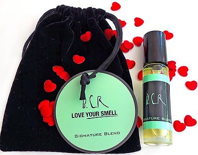 Black Chicken Remedies – Love Your Smell – Perfume Roll On Oil 10ml