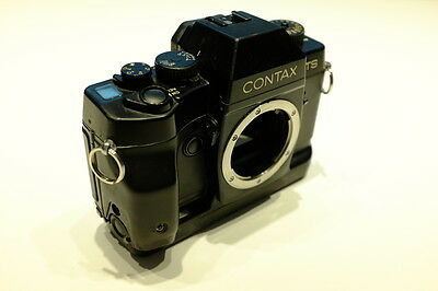 Contax RTS III 35mm SLR Film Camera with 135mm f2.8 lens