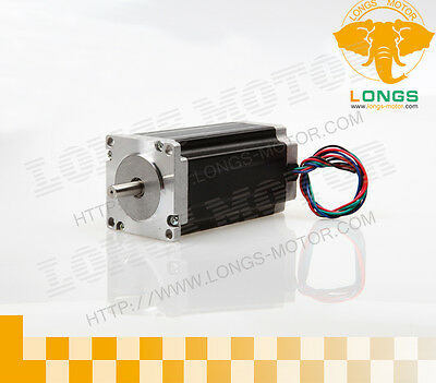 1PC NEMA23 425oz-in 3.0A CNC stepper motor   23HS9430 Longs Motor