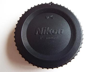 Nikon Style Body Cap Cover For All Nikon Film And D Series Digital Cameras