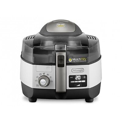 Delonghi Extra Chef Plus Multifry Fh 1396/1 Heissluftfritteuse Multicooker