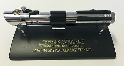SW-335 Star Wars Lightsaber .45 Master Replicas Anakin Skywalker AOTC