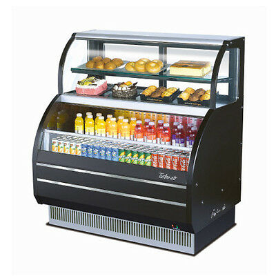 Turbo Air TOM-W-40SB Open Display Merchandiser & Refrigerated Top Display Case