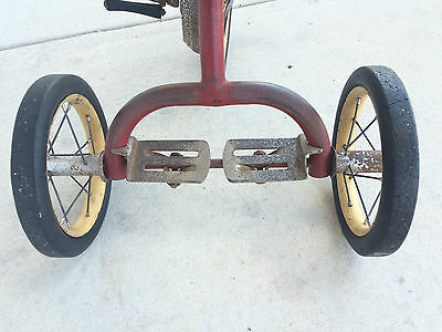 Antique Iver and Johnson 1920's Tricycle