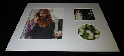 Jackie Evancho Signed Framed 16x20 CD & Photo Display