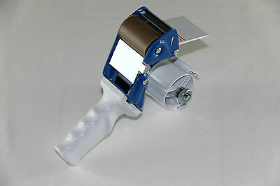 2 st pro Tape Dispenser for 50 mm Casters with Brake, Metal (692013)